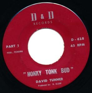 David Turner - Honky Tonk Bud